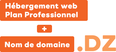 Hébergement site web Algérie gratuit pour les startups